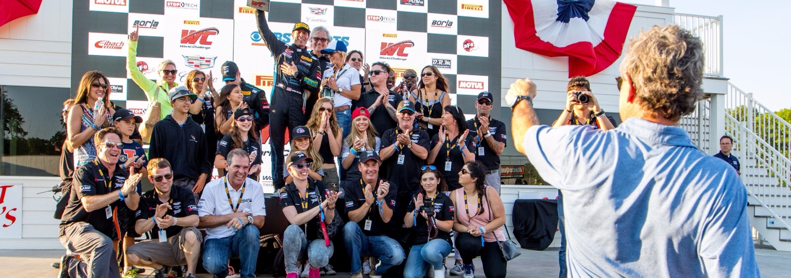 TRG-AMR Wins at Road America