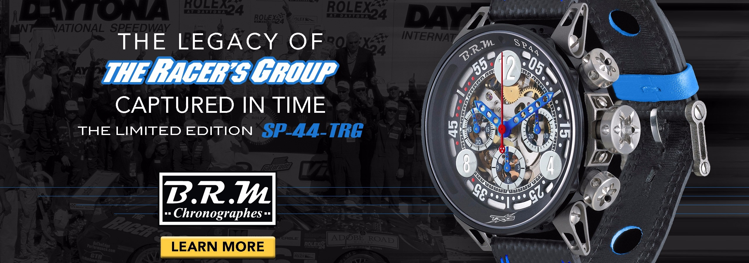 BRM Limited Edition TRG Watch