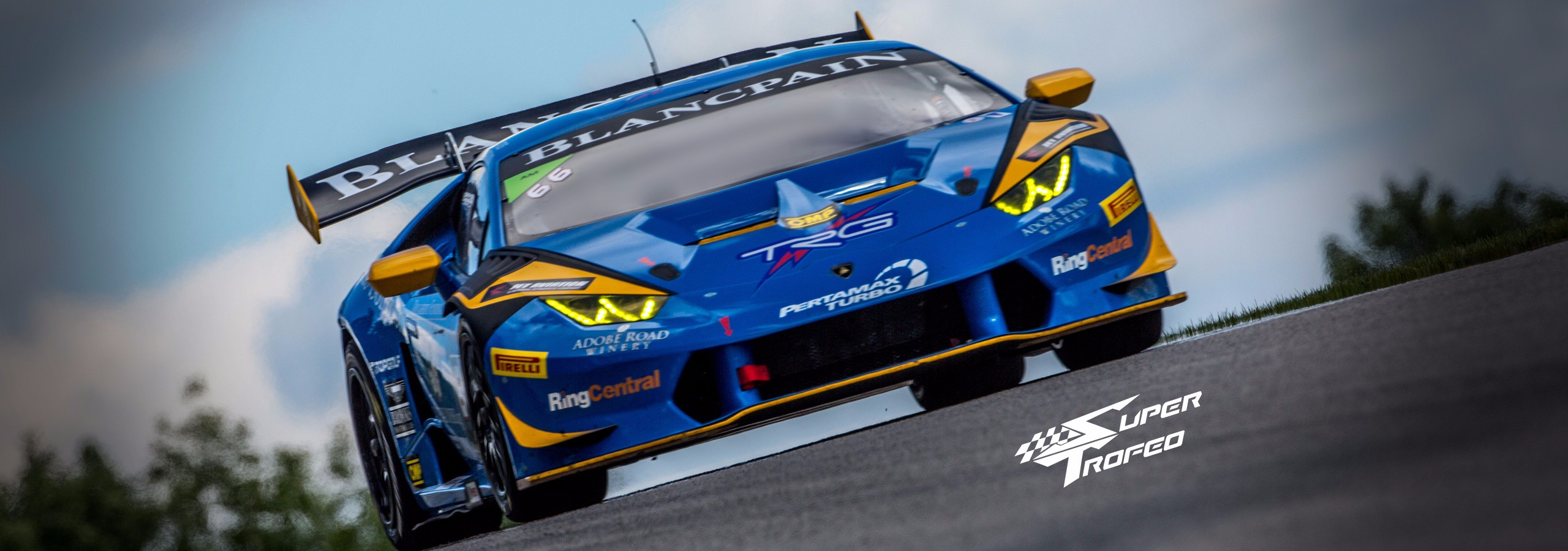 TRG Lamborghini to Race in Virginia with Joel Janco, Jonatan Jorge