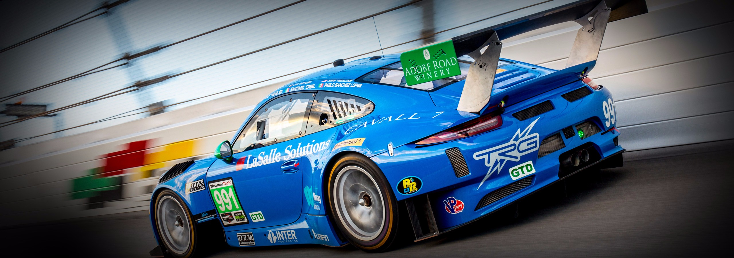 TRG REVEALS POWERFUL 24 HOURS AT DAYTONA LINE-UP
