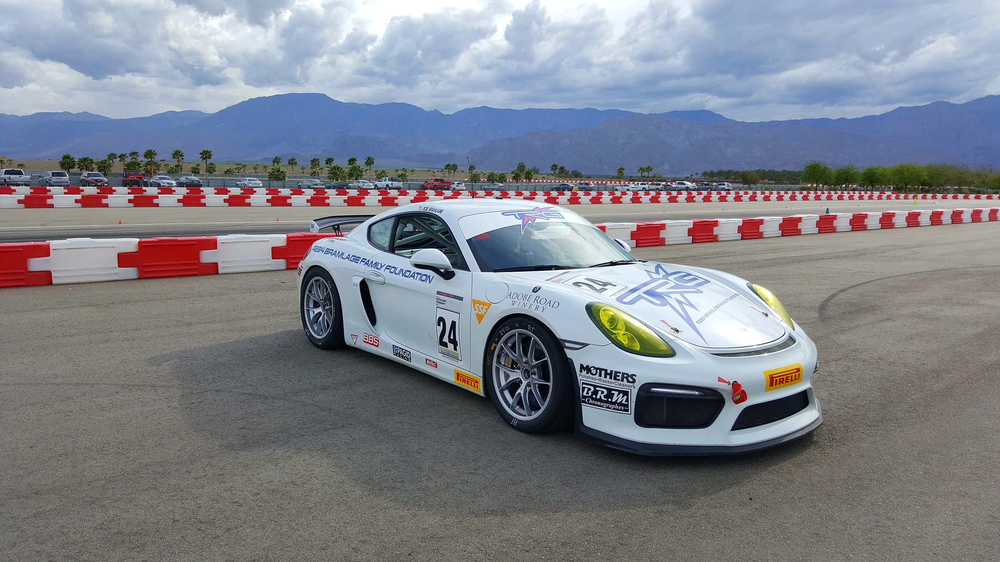 Drive a Porsche Cayman