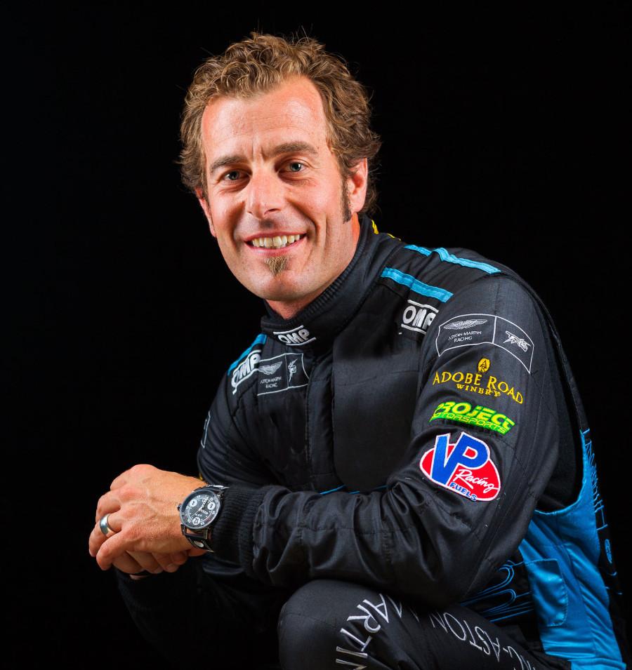 Derek DeBoer, Professional Race Driver
