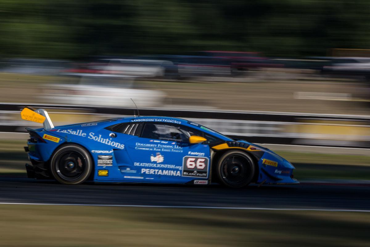 TRG Lamborghini to Race in Virginia with Joel Janco, Jonatan Jorge