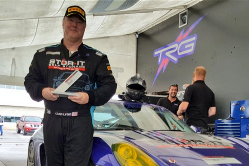 TRG Porsche Takes Three Cars to Pirelli GT3 Cup Finale in Texas