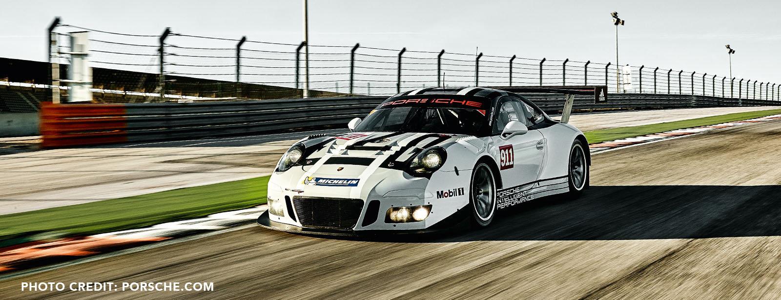 Porsche 911 GT3 R (991) – The Racers Group high-performance