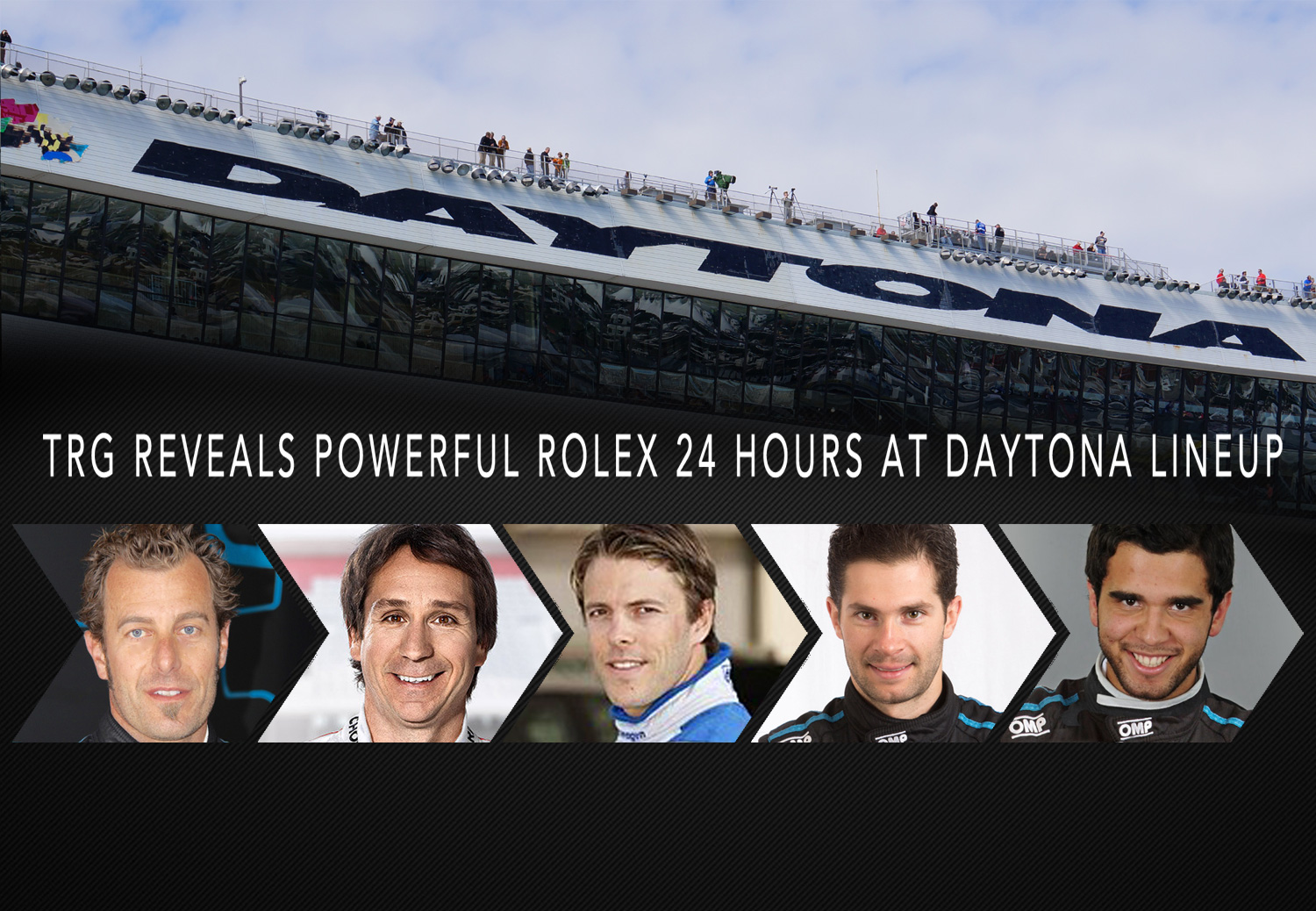 TRG Reveals Powerful Rolex 24 Hours at Daytona Lineup