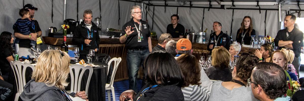 Marketing  with a Motorsports Program