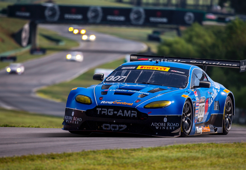 The Racers Group brings strong two-Car SprintX team to VIR