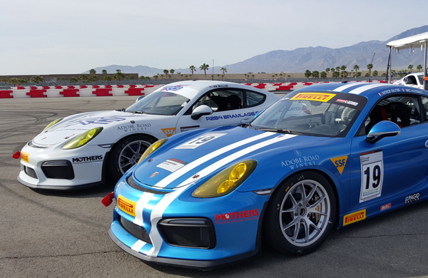 TRG Porsche Drivers Prepare to Command the Corkscrew This Weekend at Laguna Seca