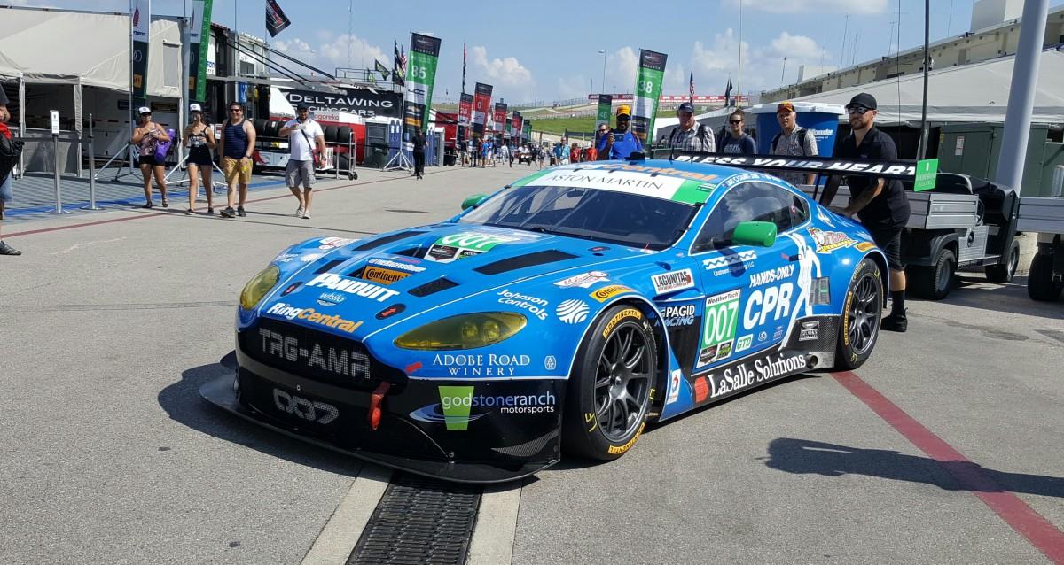 2013 Aston Martin V12 Vantage Gt3 The Racers Group High