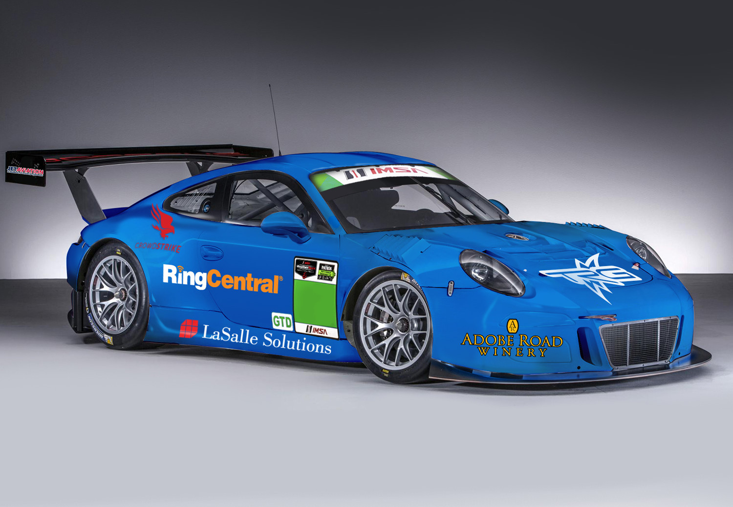TRG Is Back – With Porsche