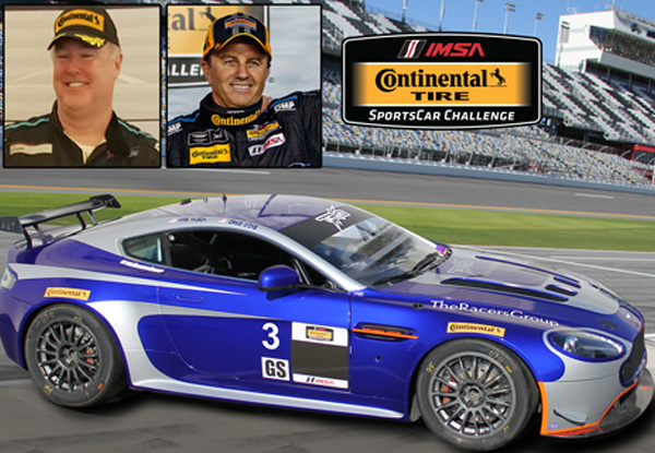 TRG Announces Lyons, Wilson as 2017 Continental Tire SportsCar Challenge Drivers