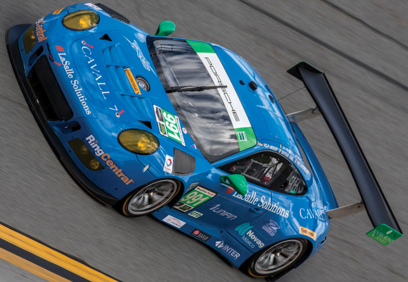 TRG On Track For Success at Daytona