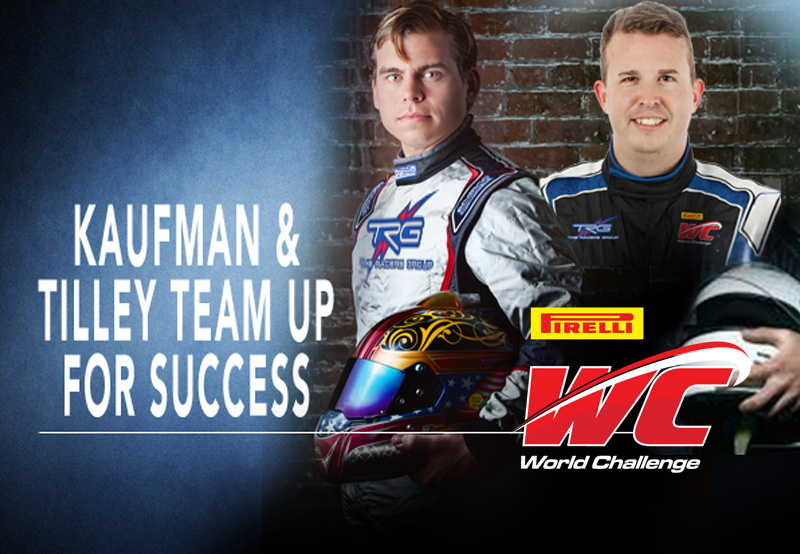 Kaufman and Tilley Team Up for Success