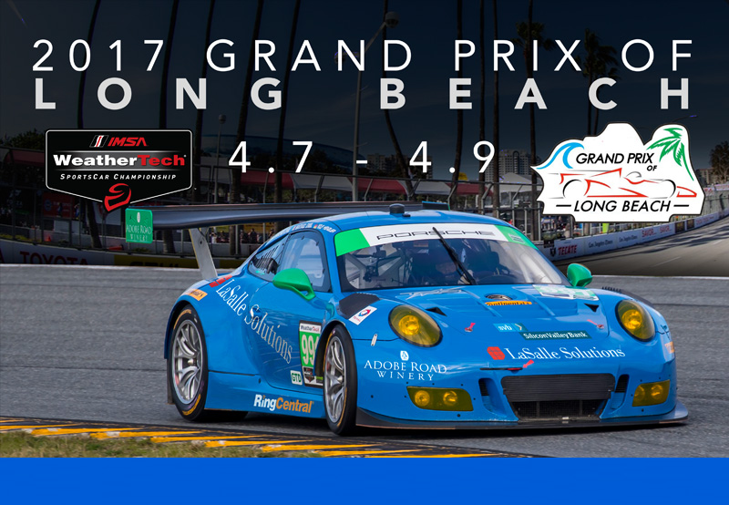 The Racers Group Revs Up for the Long Beach Grand Prix