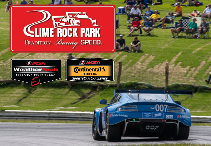 TRG Speeds to Lime Rock Park: Returns to IMSA Competition with Aston Martin running in Both GTD and Continental Challenge