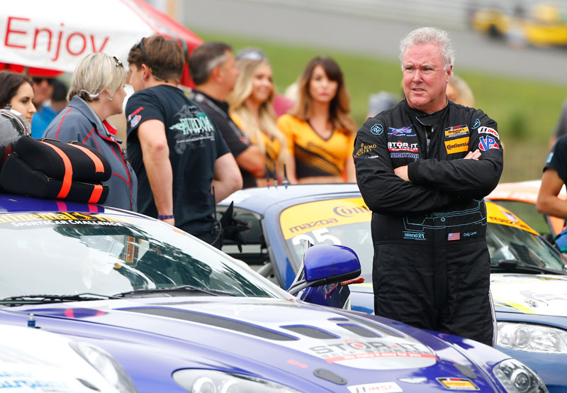 TRG Revs Up for Return to Historic Road America for IMSA Continental Tire Competition