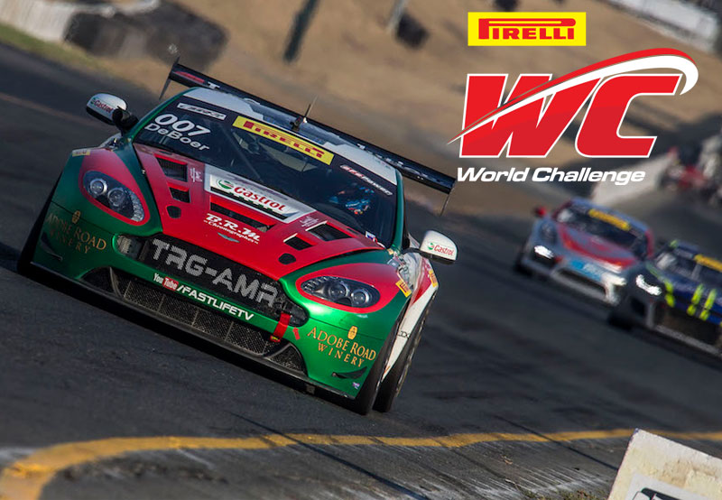 TRG Collects Hard-Fought First and Second Place Trophies at Sonoma Raceway