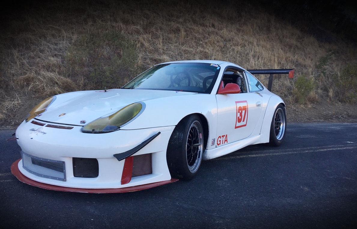 2001 Porsche GT3 RS