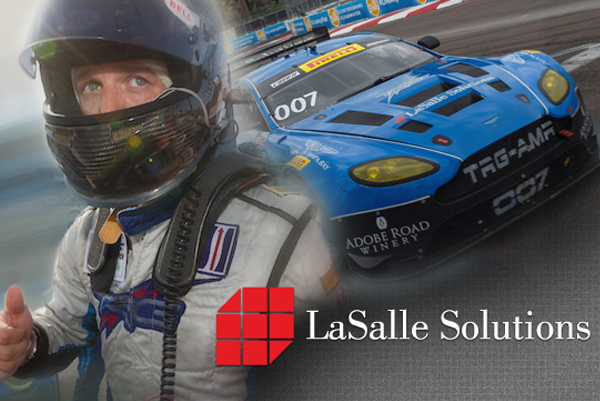 TRG and LaSalle Solutions Launch Season in St. Petersburg - Focused on Winning with #00 Aston Martin V12 Vantage GT3--a sweet reunion with TRG & Pumpelly