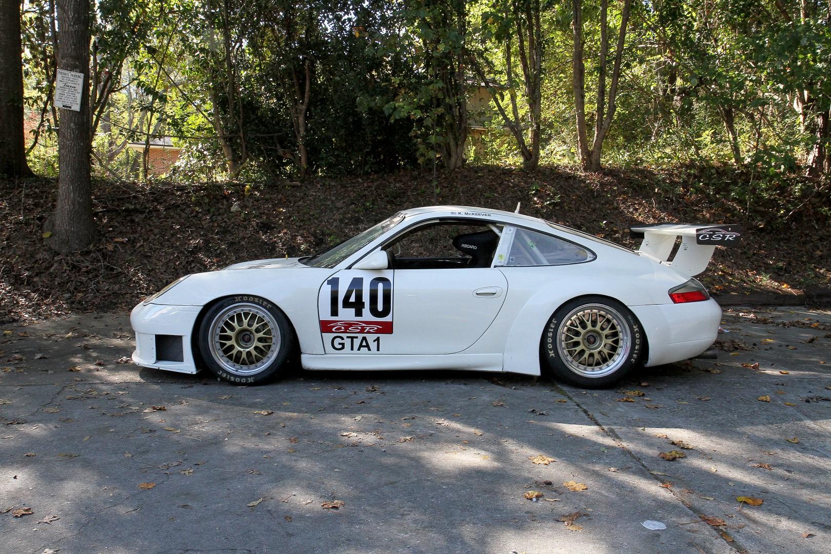 2000 Porsche 996 GT3RS