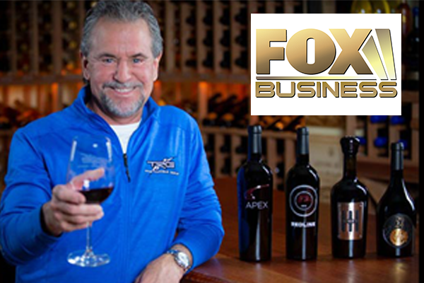 Founder and CEO, Kevin Buckler, Talks New Racers Series Wines on Fox Business' Mornings with Maria